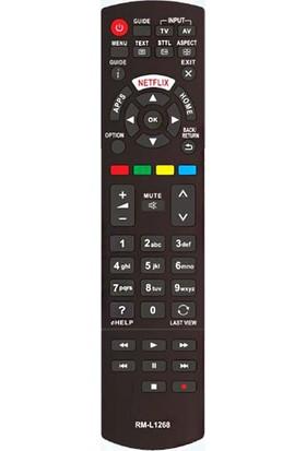 Weko Kl Rm-L1268 Panasonıc Netflıx Lcd Kumanda (Brısterlı)