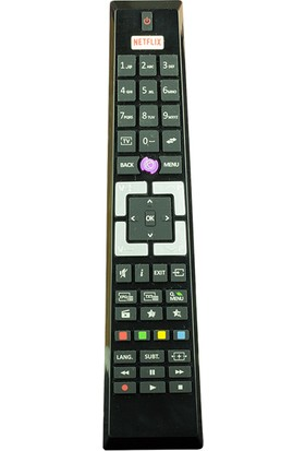 Weko Kl Vestel-Regal-Seg Netflıx Tuslu Lcd-Led Tv Kumanda
