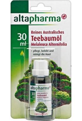 Altapharma Teabaumöl Çay Ağacı Yağı 30 ml