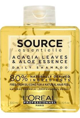 Loreal Source Essentielle Tüm Saçlar İçin %80 Doğal Günlük Şampuan 300ml