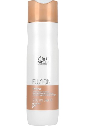 Wella Professıonals Fusion Intense Repair Repairing Shampoo 250ml