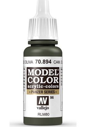 Vallejo Modelcolor 17Ml 096-894 Cam.Olıve Green