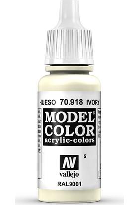 Vallejo Modelcolor 17Ml 005-918 Ivory