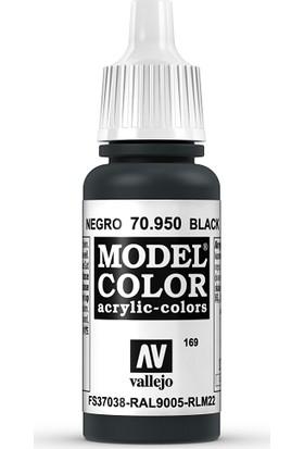 Vallejo Modelcolor 17Ml 169-950 Black