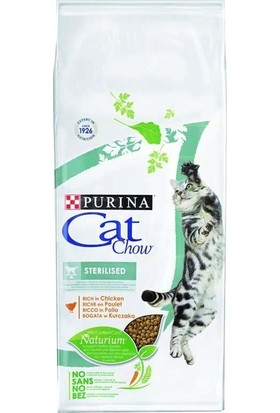 Purina Cat Chow Sterilized Kısırlaştırılmış Kedi Maması 1 kg Açık