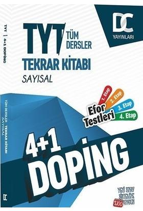 Dc Doğru Cevap Tyt Sayısal 4+1 Doping Tekrar Kitabı