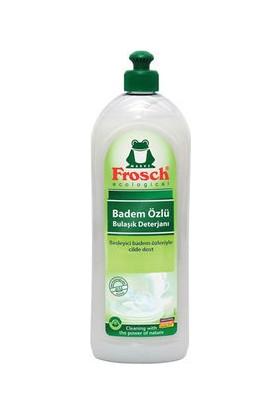 Frosch Bulaşık Deterjanı Badem Özlü 750 ml