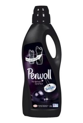 Perwoll Sıvı Çamaşır Deterjanı Siyah 1,8 lt 30 Yıkama