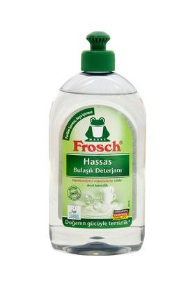 Frosch Hassas Bulaşik Deterjanı elde 500Ml