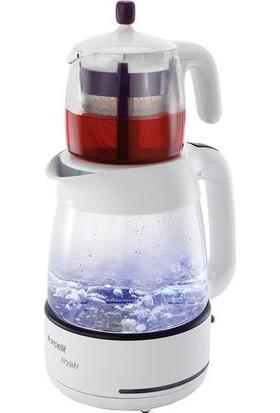 Arçelik 3283 C Cam Tiryaki Çay Makinesi