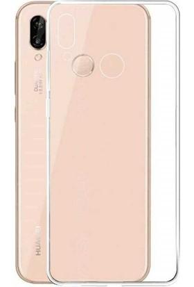 Teleplus Huawei Honor Play Silikon Kılıf Şeffaf + Nano Ekran Koruyucu
