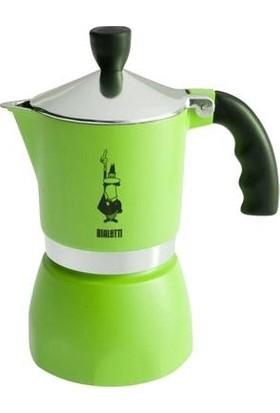 Bialetti Moka Pot Yeşil 1 Cup