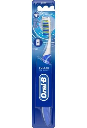 Oral-B Titreşimli Diş Fırçası Pro-Expert Pulsar 35 Orta