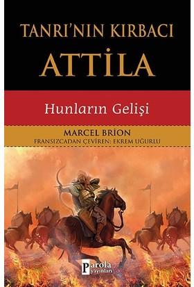 Tanrı'nın Kırbacı Attila - Marcel Brion