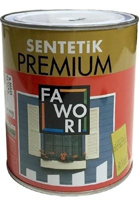 Fawori Sentetik Yağlı Boya 1KG - 0,75 LT