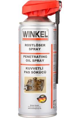 Winkel 160107 Kuvvetli Pas Sökücü Spreyi 400 ml.