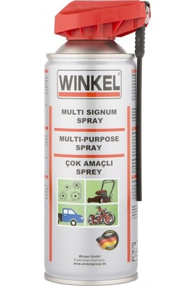 Winkel 160110 Multi Signum Spreyi