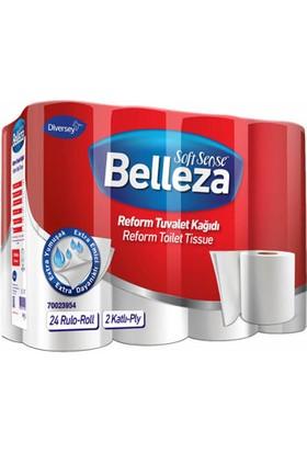 Belleza Tuvalet Kağıdı Reform 24 Rulo