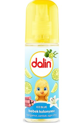 Dalin Bebek Kolonyası Ice Blue 150 ml
