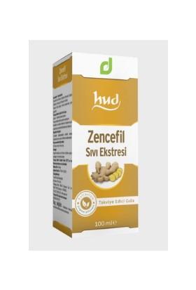 Hud Zencefil Sıvı Ekstresi 100 ml