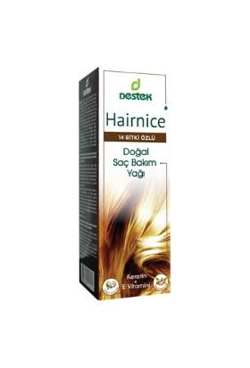 Destek Hairnice Doğal Saç Bakım Yağı 150 ml