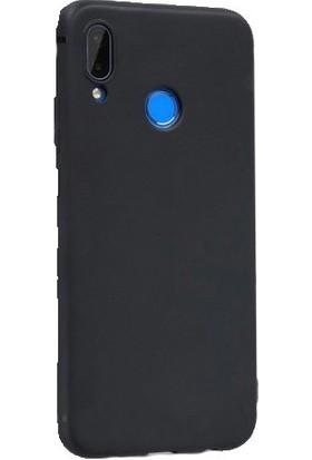 Kılıfist Huawei Honor Play Ultra İnce Yumuşak Silikon Premier Kılıf + Temperli Cam