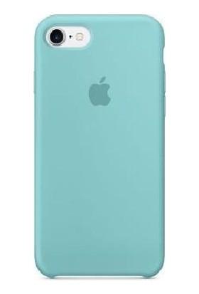 Graytiger Apple iPhone 6 Plus/6S Plus Turkuaz Silikon Kılıf Kauçuk Arka Kapak