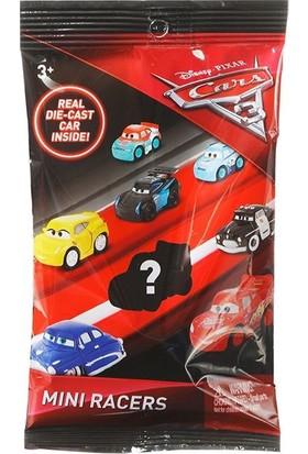 Disney Cars Mini Karakter Araçlar Sürpriz Paket Fbg74