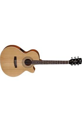Cort Sfx-Me Op Elektro Akustik Gitar
