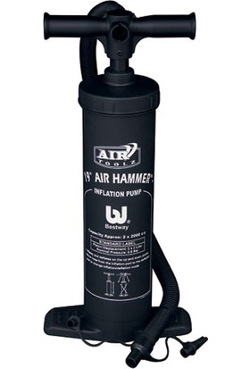 Bestway 62030 Air Hammer Max ( Kutulu ) El Pompası