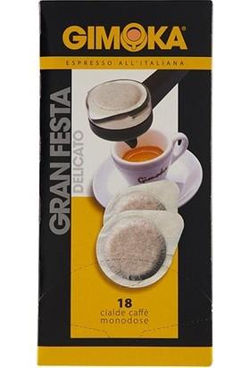 Gimoka gran Festa Delicato Ese Pod Kahve (18'li)