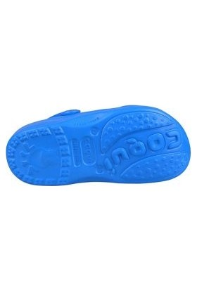 Coqui 8101 Big Frog Blue Çocuk Terlik