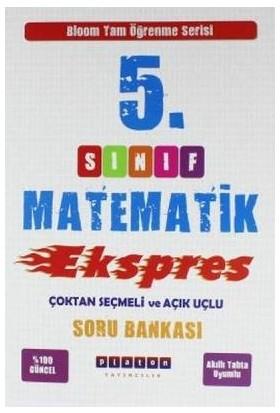 Platon Yayınları 5. Sınıf Matematik Açık Uçlu Soru Bankası