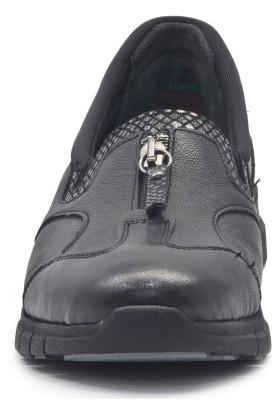 Forelli 29444 Maximum Power Gunluk Siyah Kadın Ayakkabı