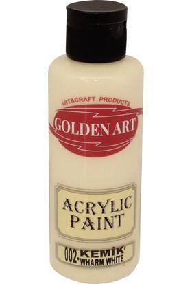 Golden Art Akrilik Boya 130ml - 002 Kemik