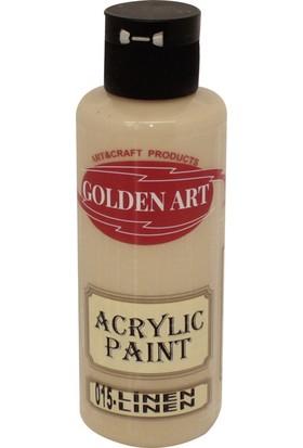 Golden Art Akrilik Boya 130ml - 015 Linen