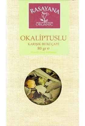 Rasayana Organik Okaliptuslu Karışık Bitki Çayı 80 gr