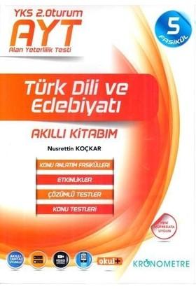 Kronometre AYT Türk Dili ve Edebiyatı Konu Anlatımlı Fasikülleri