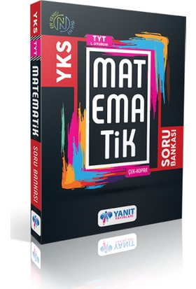 Yanıt Yayınları Tyt Matematik Soru Bankası