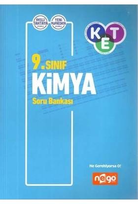 Nego Yayınları 9.Sınıf Kimya Soru Bankası