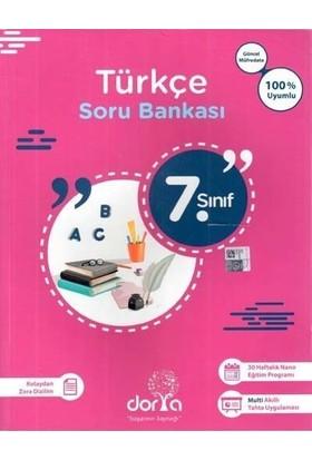 Dorya Yayınları 7.Sınıf Türkçe Soru Bankası