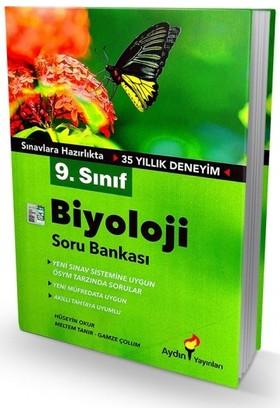 Aydın Yayınları 9.Sınıf Biyoloji Soru Bankası