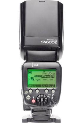 Shanny Sn600N On-Camera Ttl Speedlite Harici Flaş (Nikon Uyumlu)