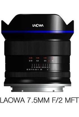 Laowa Venus 7.5Mm F/2 Mft Lens
