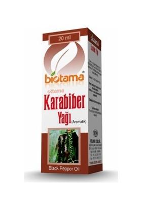 Biotama Karabiber Yağı 20 ml