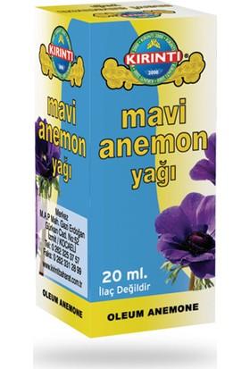 Kırıntı Mavi Anemon Yağı 20 ml