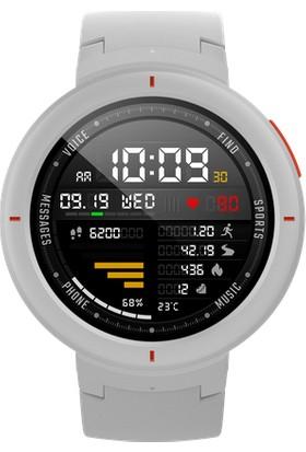 Xiaomi Amazfit Verge Bluetooth Nabız GPS Akıllı Saat - Global Versiyon - Beyaz