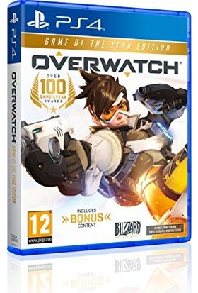 Blizzard Overwatch Game Of The Year Edition Ps4 Oyun