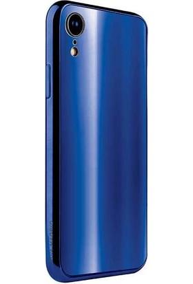 Viva Madrid Apple iPhone XR Kılıf Vaso - Mavi
