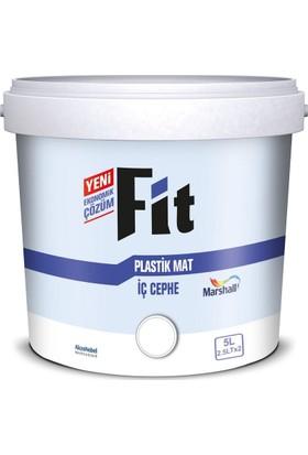 Marshall Fit Plastik Su Bazlı İç Cephe Duvar Boyası 5Lt+9 Parça Set